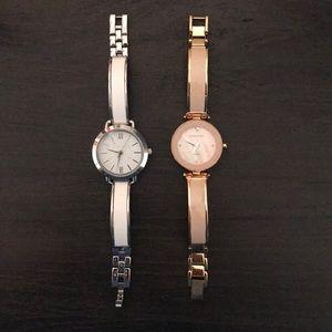 ANNE KLEIN Watch Bundle
